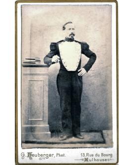 Militaire. Emile Lambert. Voltigeur