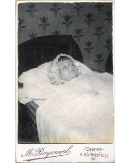 Portrait mortuaire de Jean Gueroult en 1916