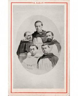 Groupe des Dominicains d'Arcueil (fusillés par les Communards)