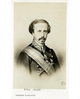 Portrait d'un prince à impériale (Prince Amédée de Savoie)