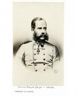 Portrait de l'empereur d'Autriche François-Joseph