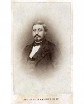 Portrait d'un homme. M. Renard