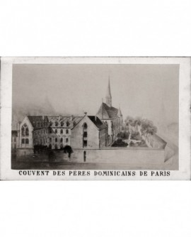 Couvent des dominicains de Paris (ancien collège de Lisieux)