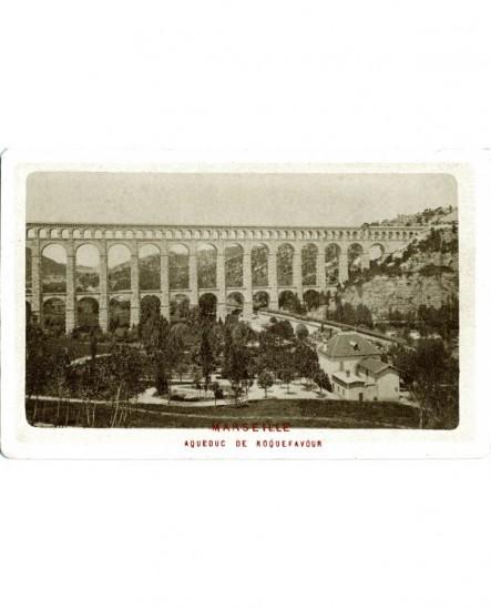 Pont. Aqueduc de Roquefavour. Marseille