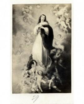 Peinture religieuse: Assomption de la Vierge