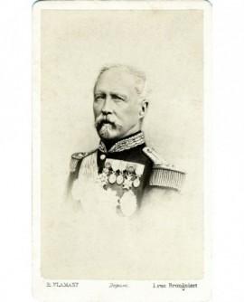 Portrait du maréchal Mac Mahon, tête nue