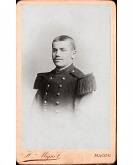 Portrait de militaire du 134è