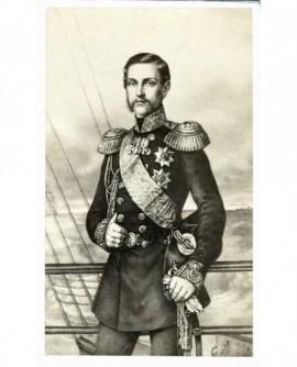 Homme debout en uniforme (grand-duc Constantin)