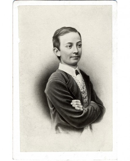 Portrait d'un jeune garçon, bras croisés (prince espagnol)