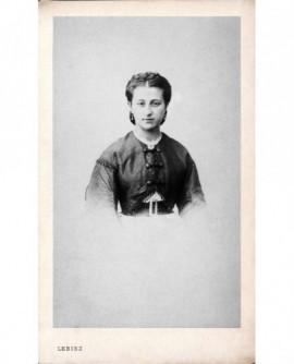 Portrait de jeune fille (Angèle Marçais)