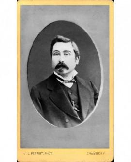 Portrait d'homme à impériale