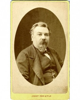 Portrait d'un homme à impériale (mal peigné)