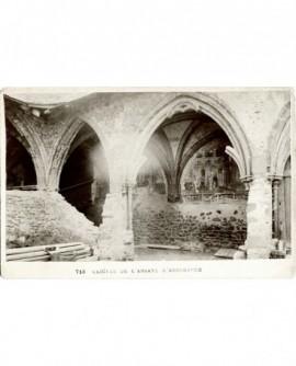 La Savoie Pittoresque. Cloître de l'abbaye d'Abondance