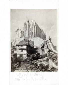 Mont Saint-Michel: la Merveile