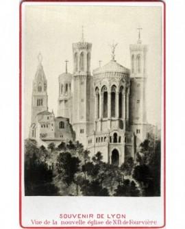 Lyon: église Notre-Dame de Fourvière