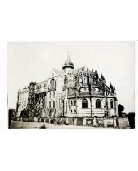 Façade Nord de l'église Notre-Dame-et-Saint-Laurent