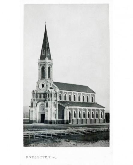 Eglise de Trouville