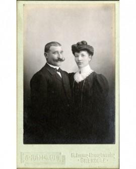 Couple: homme et femme