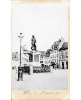 Place de Strasbourg, statue de Kléber (Philippe Grass)