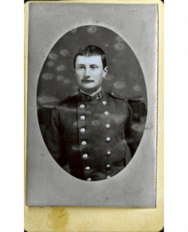 Portrait d'un militaire du 29è