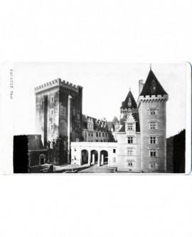 Vue du château-musée de Pau
