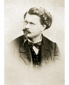 Portrait du photographe Charles Reutlinger