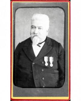 Portrait d'un homme décoré. Mr Estragnat
