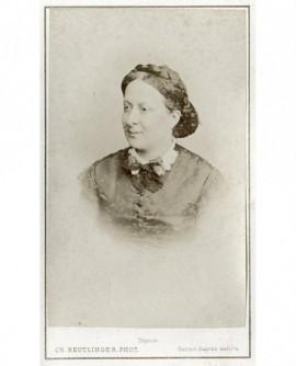 Portrait d'une femme. Arnould Plessy
