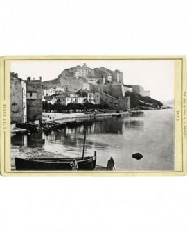 L'île Corse: Vue de la forteresse de Calvi