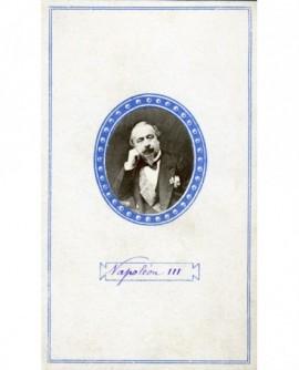 Napoléon III (ceint du grand cordon de la légion d\'honneur)