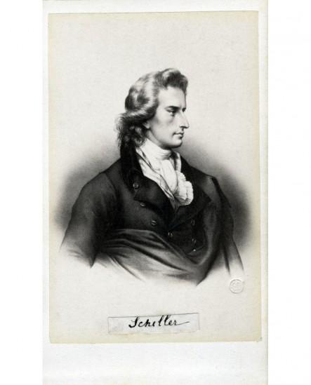 Portrait de Schiller