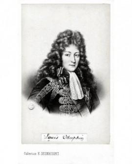 Portrait de Louis, Dauphin de France (fils de Louis XIV)