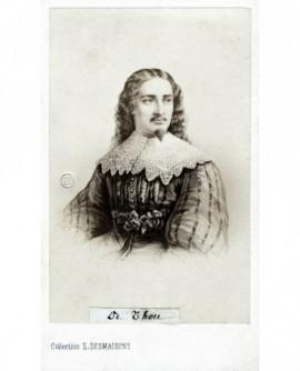 Portrait du conseiller de Thou