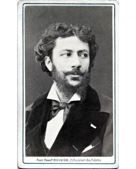 Portrait du peintre Carolas-Duran