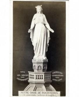 Statue de Notre-Dame de Fourviére (par Fabish)