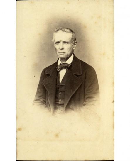 Portrait d' homme âgé