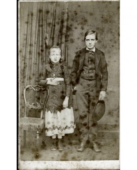 Garçon et fille