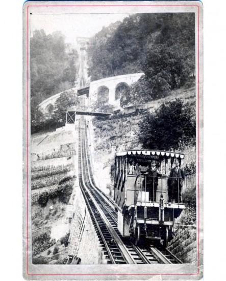 Funiculaire du Glion à Montreux (Valais)