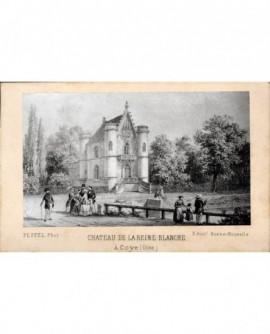 """""""Château de la reine blanche"""""""" à Coye dans l'Oise"""""""