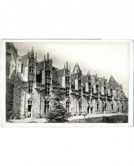 Vue de Bretagne: Château de Josselin