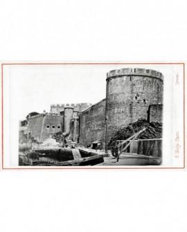 Vue du château de Brest