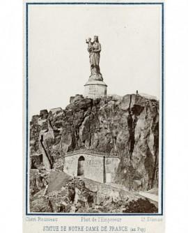 Statue de Notre-Dame de France (au Puy)