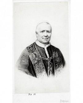 Portrait du Pape Pie IX
