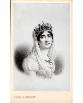 Portrait lithographié de l'impératrice Joséphine