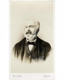 Portrait de Victor Hugo (après son retour d'exil)