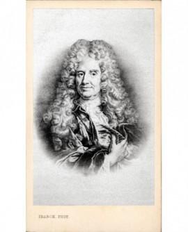 Portrait de Boileau