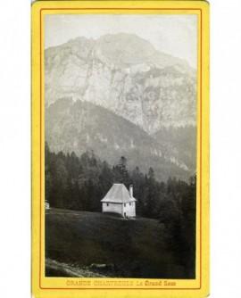 Vue de la Grande Chartreuse: Le Grand Som