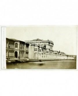 Vue du Palais de Dolma Baché à Constantinople