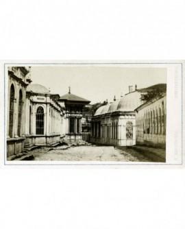 Vue de la Mosquée du Sâcre à Constantinople