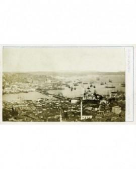 Vue de la Corne d'Or à Constantinople